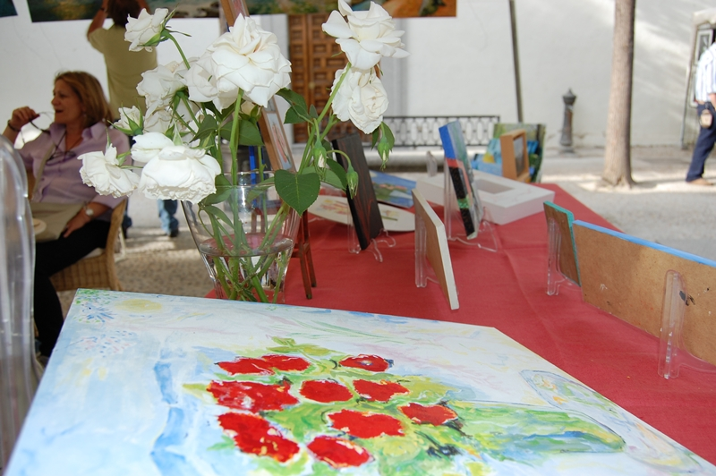 Feria del Arte 2012 de Villaviciosa de Odon