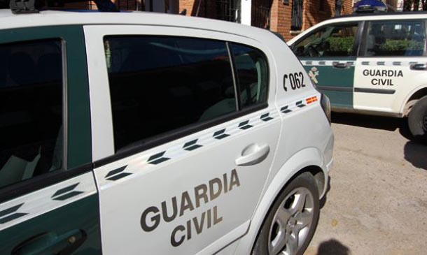 guardia civil de villaviciosa de odon